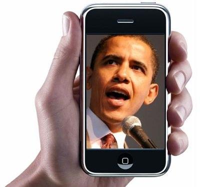 Obama SMS