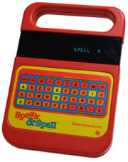 Speak n Spell
