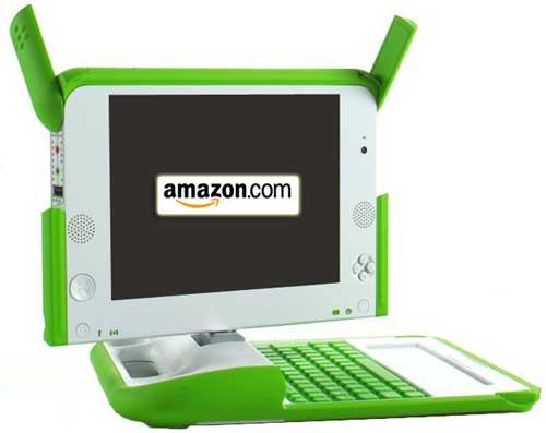 One Laptop Per Child Amazon