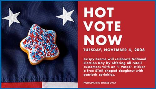 Krispy Election